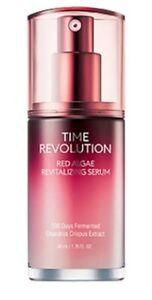 Missha Time Revolution Red Algae Treatment Serum 40ml Anti Aging Wrinkle Moist