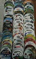 PlayStation 2 - PS2 - 56 Games - Disc Only Lot - Untested