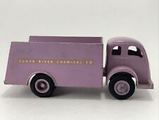 Winross White 3000 vintage truck SUGAR RIVER CHEMICAL CO purple vehicle ORIGINAL