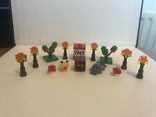 LEGO MINECRAFT ACCESSORIES TNT CHICKEN MAGMA SILVERFISH TORCHES