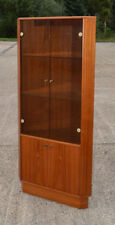 More than 200cm Height Glass Living Room Corner Cabinets