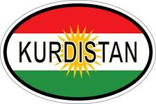 Keychain Mini boxing gloves key chain ring flag KURDISTAN KURDS YEZIDI YAZIDI