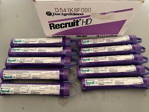 Recruit HD RTI Termite Bait Pesticide Stations - LOT OF 10