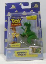 Disney Pixar Toy Story Buddy Pack Rex & Sheriff Woody