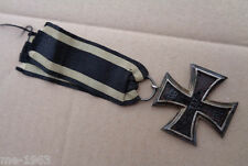 original  Orden  Eisernes Kreuz II Klasse  1914 markiert ko rostig