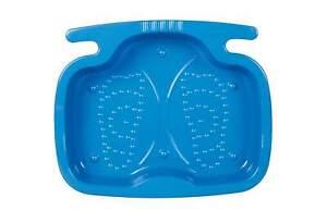 Intex Fußbad Fußwanne für Intex Pool-Leitern Kunststoff blau 56x46x9cm