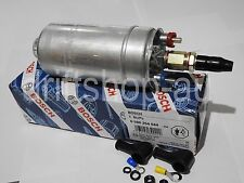 ✶Genuine Bosch 044 External Fuel Pump E85 Skyline Supra Soarer Silvia RB26 2J 1J