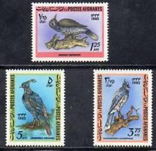 Afghanistan:Birds, Pheasant,woodpecker,1965,MNH