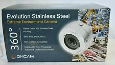 ONCAM EVO-12-SS2 12MP 360° Evolution Stainless Steel Extreme Environment Camera