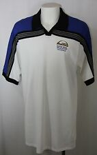 NFL Super Bowl XXXIV 34 Jan 30 2000 Rams Champion Polo Shirt Vintage Men XL