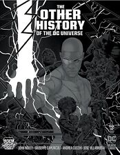 🚨⚡️ OTHER HISTORY OF THE DC UNIVERSE #1 LCSD Jamal Campbell Silver Variant NM