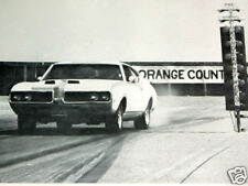 1969 Hurst / Olds 442 Original Road Test * Oldsmobile Cutlass *door/hood/bumper