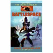Battlespace: Book Two of the Legacy Trilogy by Ian Douglas (English) | Paperback