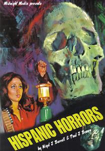 HISPANIC HORRORS - Spanish and Mexican Horror Films