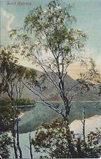 Postcard Scotland Stirling Loch Katrine 1905-20
