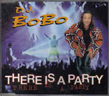 DJ Bobo- There is a Party cd maxi single