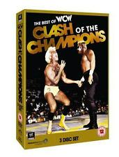 WCW CLASH OF THE CHAMPIONS NEW REGION 2 DVD