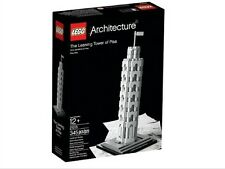 LEGO 21015  ARCHITECTURE LA TORRE DI PISA - THE LEANING TOWER OF PISA - MISB NEW
