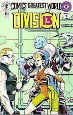 Comics' Greatest World: Cinnabar Flats Set (Dark Horse)