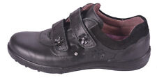 Ricosta Lina Girls Black Leather Shoes UK 12.5 EU 31 US 13 Medium RRP £52