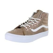 236d444a1a6 Vans U Sk8-Hi Slim VN-0A32R2LZ9 Metallic Rose Gold Mens US size 3.5