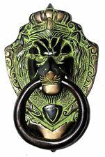 LION FACE shape solid Antique Finish Handmade Brass Door Knocker pull Home Decor