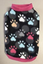 New listing Dog Clothes Fleece Sweater Pullover Size : 9 Medium