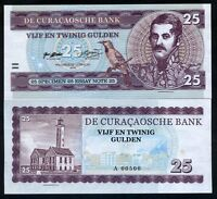 Curacao, 25 Gulden, 2016, Private issue, Essay, Specimen, UNC