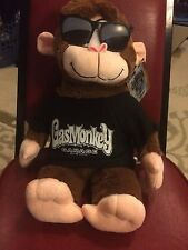 "16"" Gas Monkey Garage Dallas Texas Plush 2013 Stuffed Advertising Animal #34569"