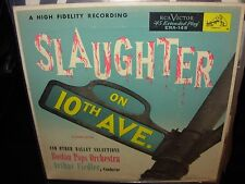 "FIEDLER slaughter on 10th ave ( classical ) 7""/45 picture sleeve"