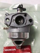 HONDA GENUINE Carburettor Carburetor  GCV160 Engines, HRU19  Mowers 16100Z0L023