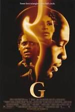 G Movie POSTER 27x40 Richard T. Jones Blair Underwood Chenoa Maxwell Andre Royo
