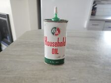 B/A Household Oil Can Rare!