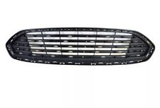 NEW OEM FORD 2013 2014 2015 2016 Ford Fusion Front Black Upper Grill DS7Z8200BA