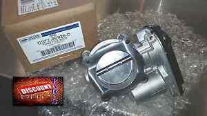 2009 2010 2011 2012 2013 Ford Escape Throttle Body 2.5L 3.0L 2.5L Hybrid Plate