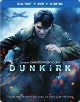New / SealedDunkirk (SteelBook) Blu-ray DVD digital Christopher Nolan movie