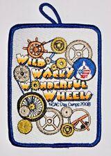 """Wild Wacky Wonderful Wheels"" 2008 Day Camps- National Capital Area Council"
