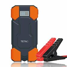 12V 18000mAh Portable Electric Auto Car Battery Booster Jump Starter Jumper Pack