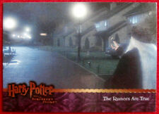 HARRY POTTER - SORCERER'S STONE - Card #019 - THE RUMOURS ARE TRUE - Artbox 2005