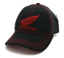 Honda Cap Motor Hat Adjustable SnapbackBaseball Caps
