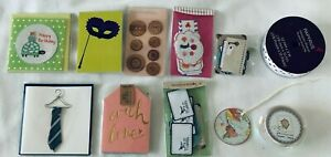 Papyrus Jean Card stickers, Paper Tape, Mini Cards, Gift Tags