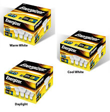 4 Pack Energizer GU10 SPOT LED Light Bulb Warm Cool Daylight 5.2W/50W Dimmable