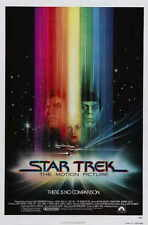 STAR TREK: THE MOTION PICTURE Movie POSTER 27x40 D Leonard Nemoy