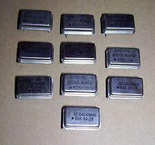 NEW 10 x Atari Mega ST computer Crystal Oscillator part C100281 32 MHZ 32.04245