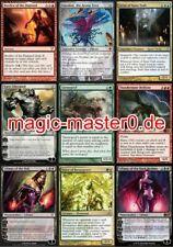 10 Mythic's Magic The Gathering Karten aus Sammlung Tarmogoyf, Emrakul, Liliana
