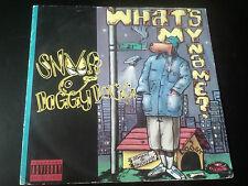 "Snoop Doggy Dogg - What's My Name - Original Death Row 12"" Vinyl  Hip Hop Rap"