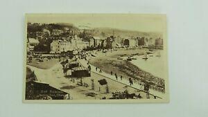 WW2 1940s Vintage Postcard Esplanade Promenade Oban Argyll and Bute Scotland
