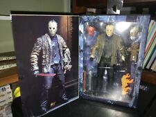 Ultimate Jason Voorhees Freddy vs. Jason Neca Original Figure Mip