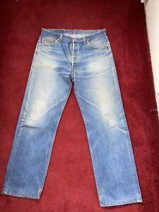 Levis 501 Vintage Made In Usa 36 W 32L