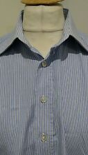 Aquascutum Men's Formal Shirt 17'' Collar XL